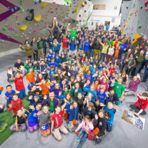 Youth Climbing Symposium 24th November